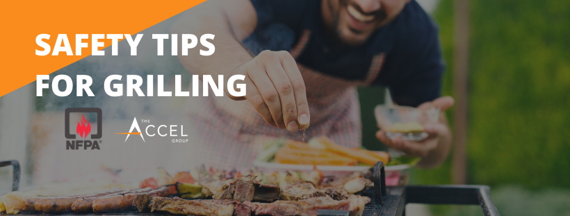 Blog - Grilling Safety
